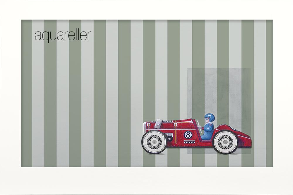 aquareller: barndommens land 2