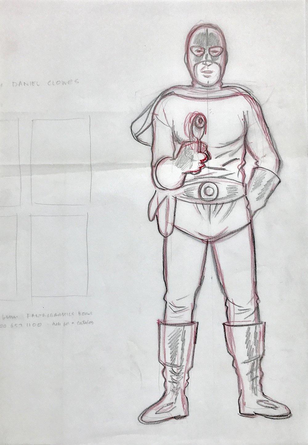Caricature Sketch