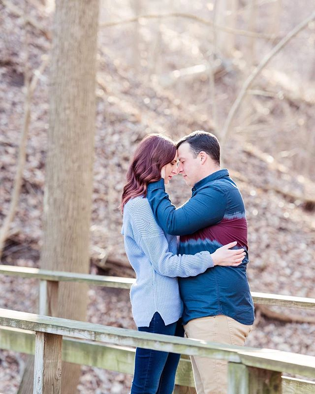 I had such a great time walking around Holliday Park with Tanner and Brogan for their engagement session! There were so many gorgeous spots for photos ❤️ I am beyond excited to photograph their wedding this fall!