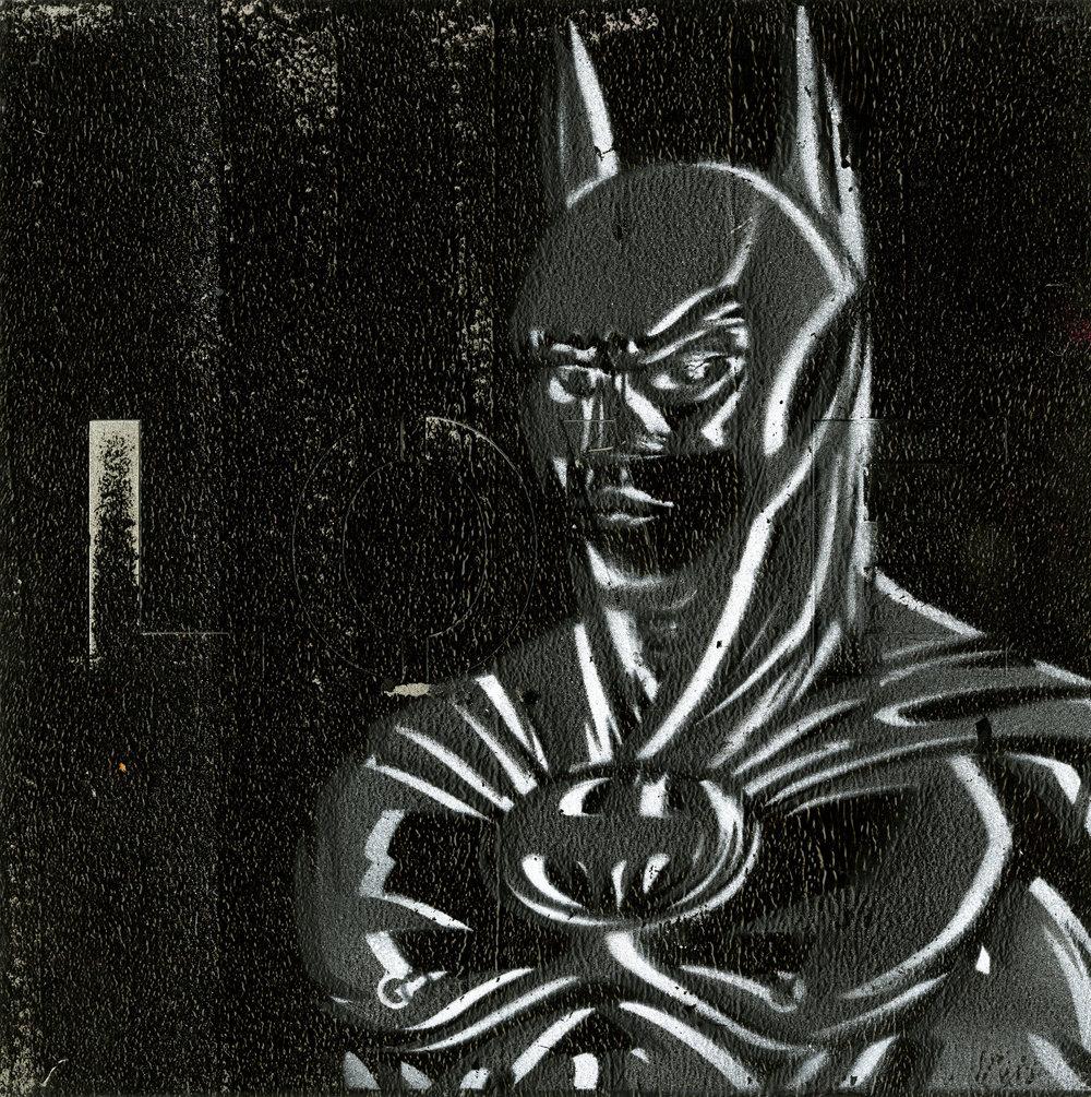 Val Kilmer Animazing Gallery Batman Art