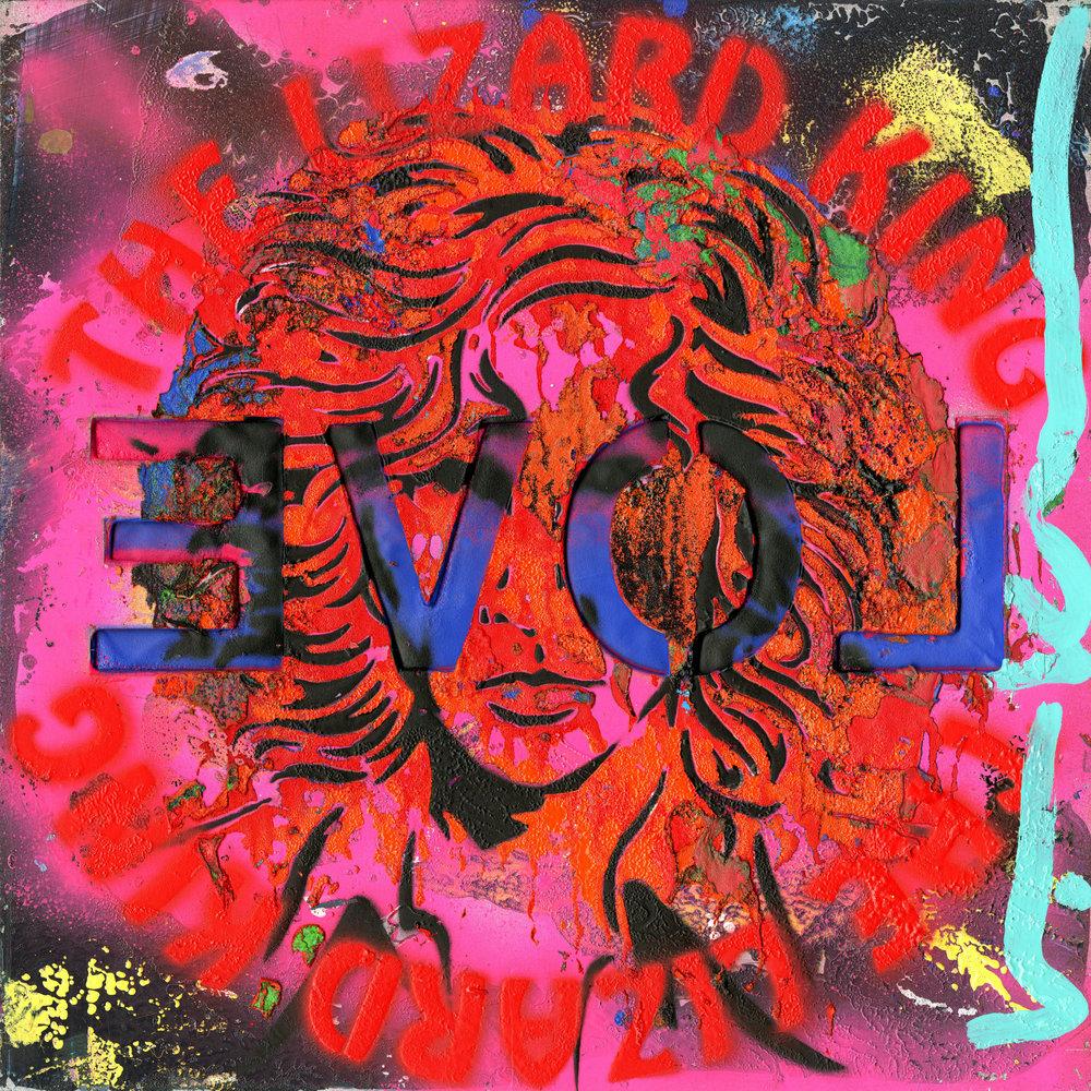 Val Kilmer Art Animazing Gallery Las Vegas Jim Morrison The Doors Pop Art Graffiti