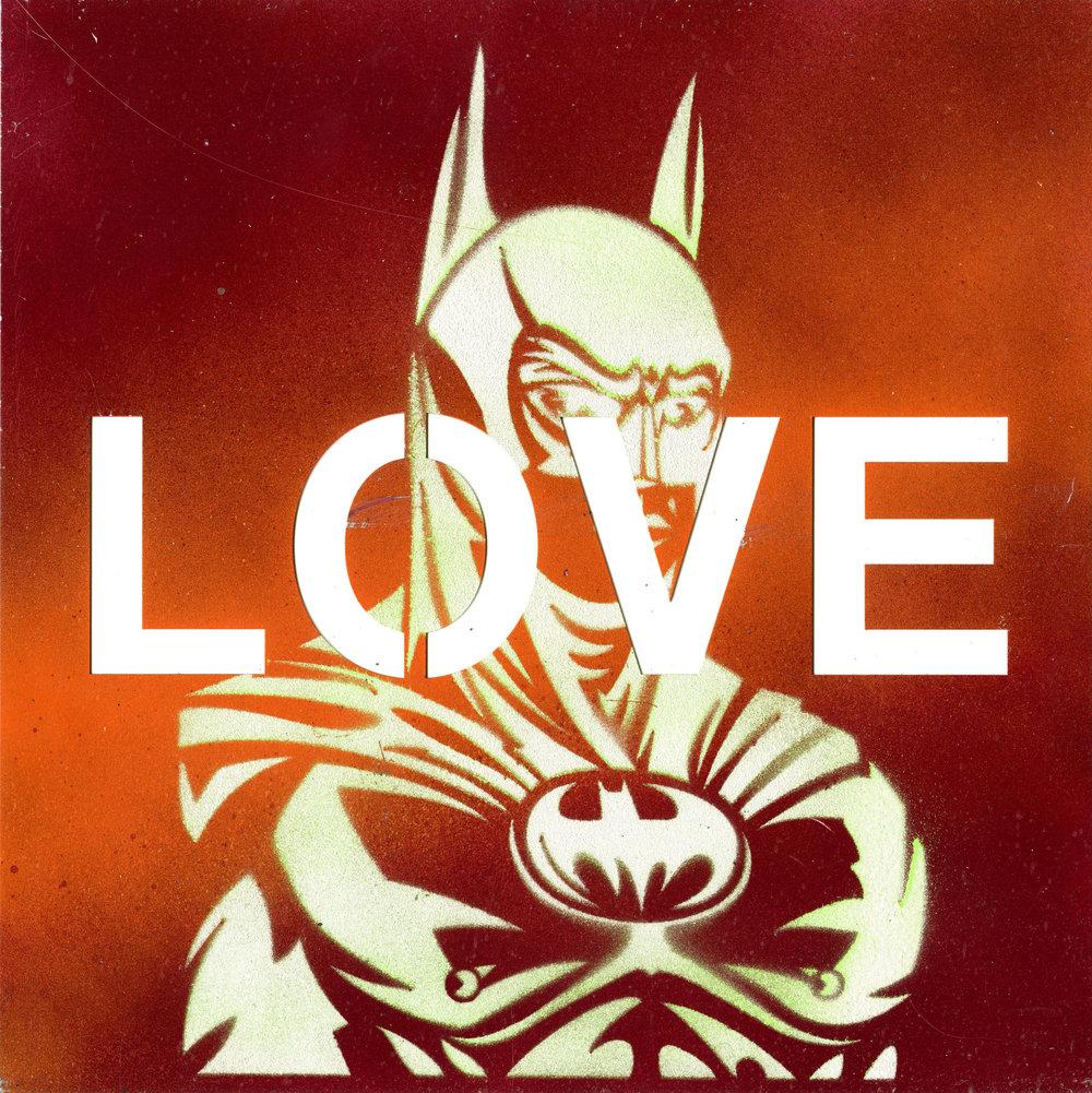 Val Kilmer Art Animazing Gallery Las Vegas Batman Arta