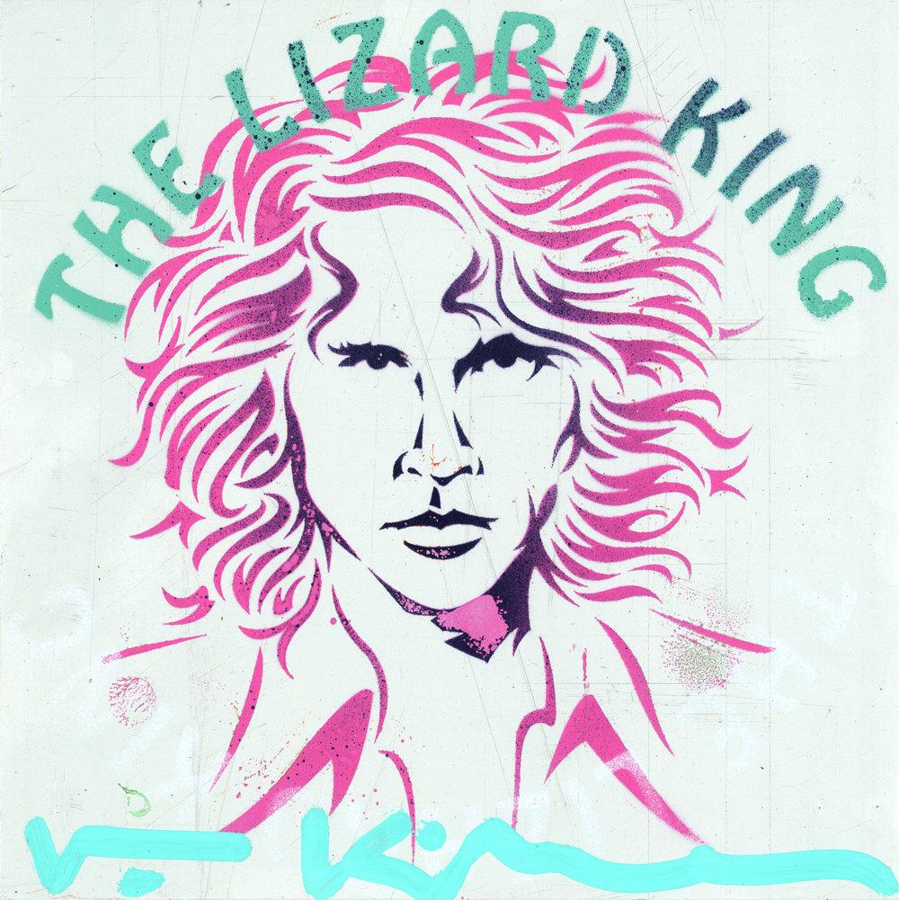 Val Kilmer Animazing Gallery Jim Morrison Art The Doors Pop Art Las Vegas