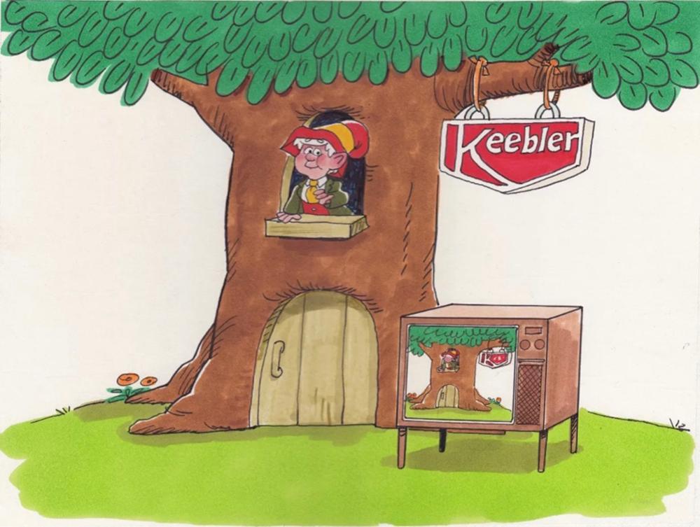 Keebler Elf Commercial