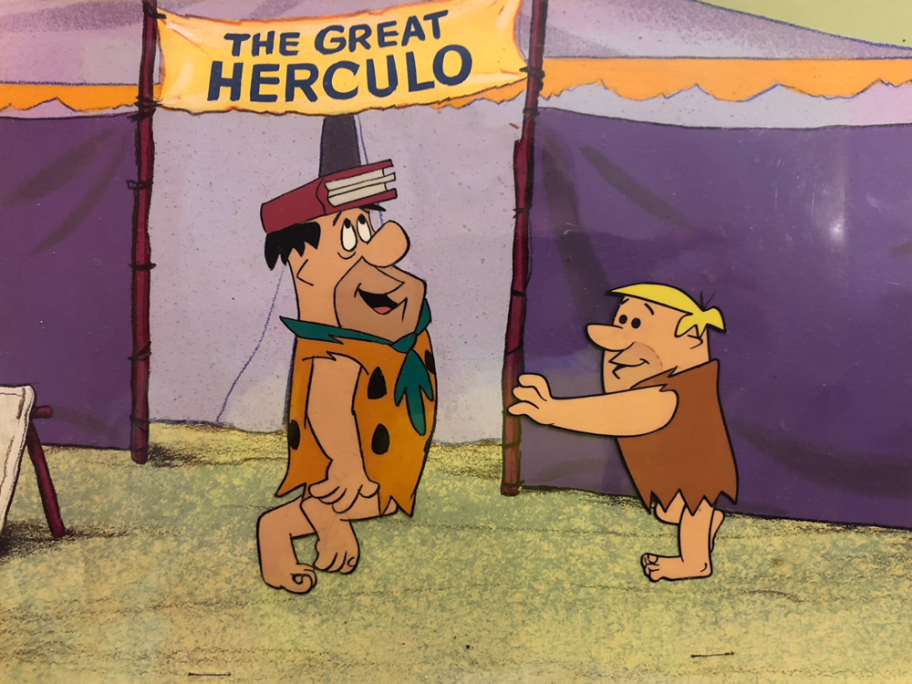 "The Flintstones ""The Circus"" ""Fred and Barney"""