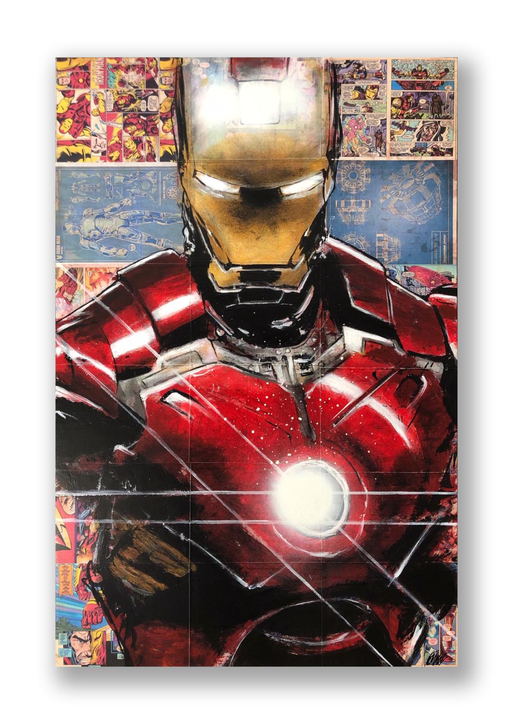 Armored Avenger