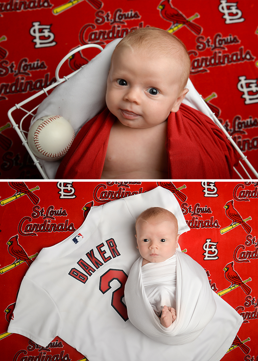 st-louis-newborn-photographer-four-fireflies-photography-7-week-boy-st-louis-cardinals-background.jpg