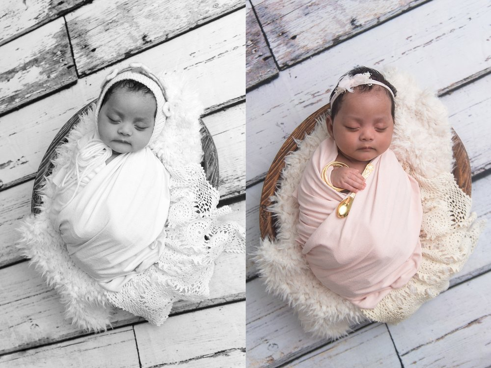 st-louis-newborn-photographer-baby-in-bowl-with-white-floors-and-pink-wrap.jpg