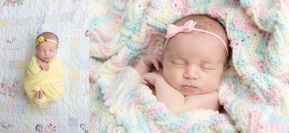 st-louis-newborn-photographer-collage-girl-on-blanket-grandma-made.jpg