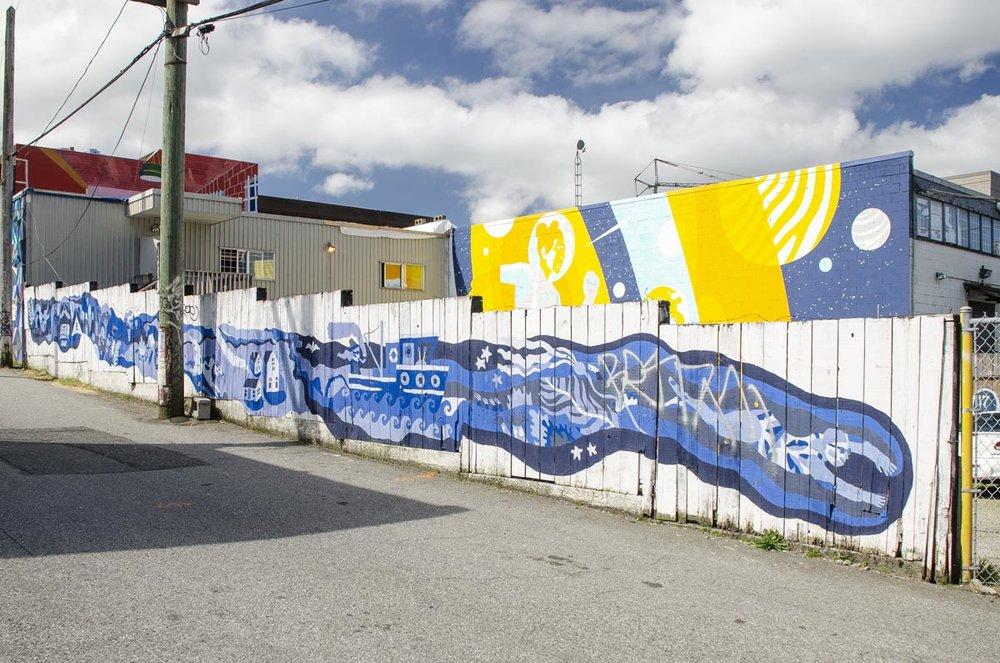 JENNY RITTER | Community Mural