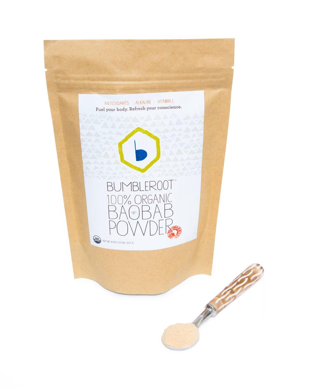 100% Organic Baobab Powder