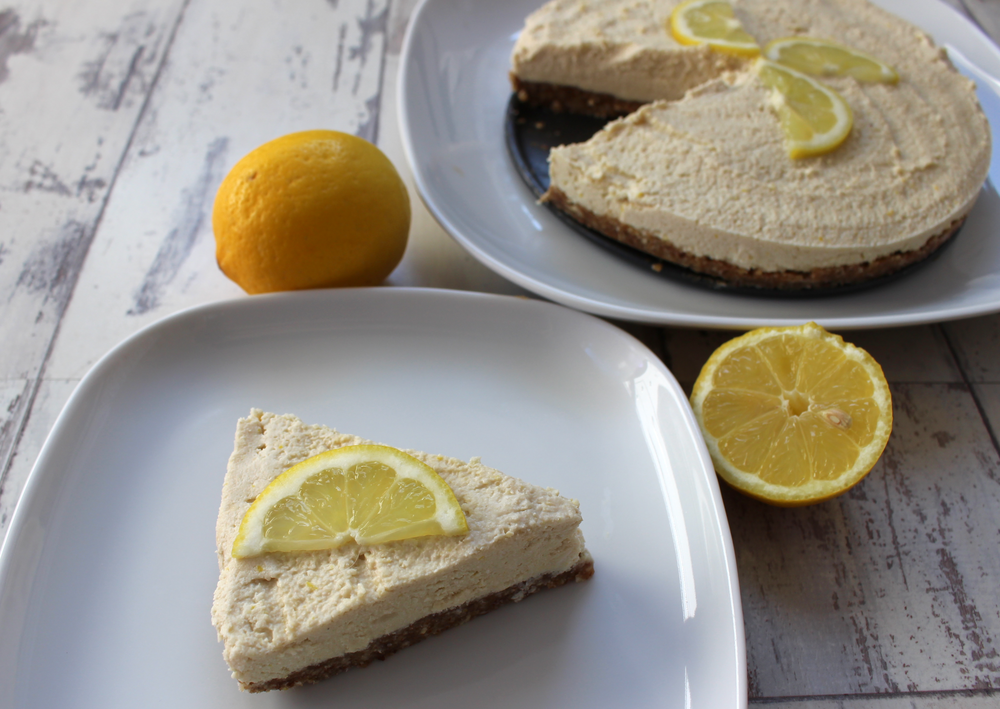 Lemon Baobab Cheesecake