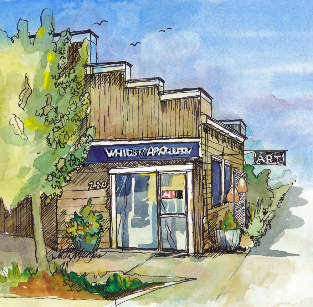 The Whidbey Art Gallery