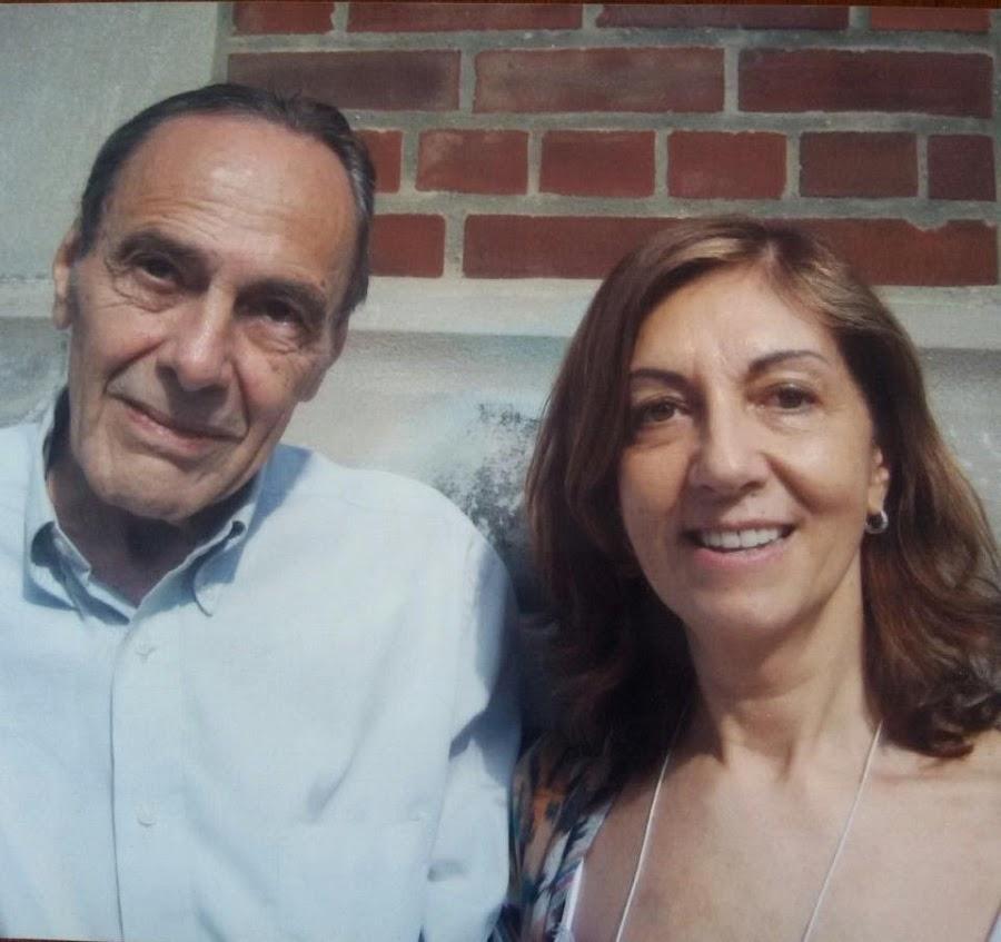 with Elena Frezza c. 2003