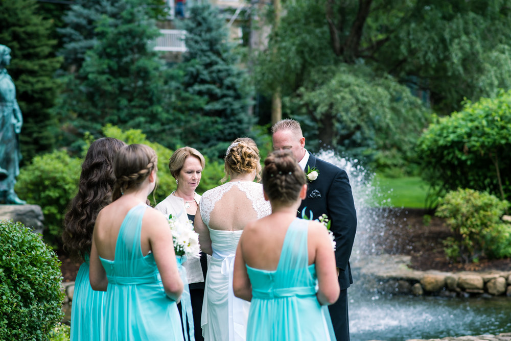 getting married by fountain at brewster gardens plymouth ma (32 of 1).jpg