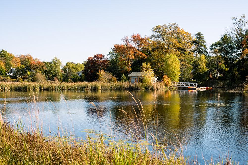 Boathouse at  Powers Farm Pond Randolph MA (15 of 1).jpg