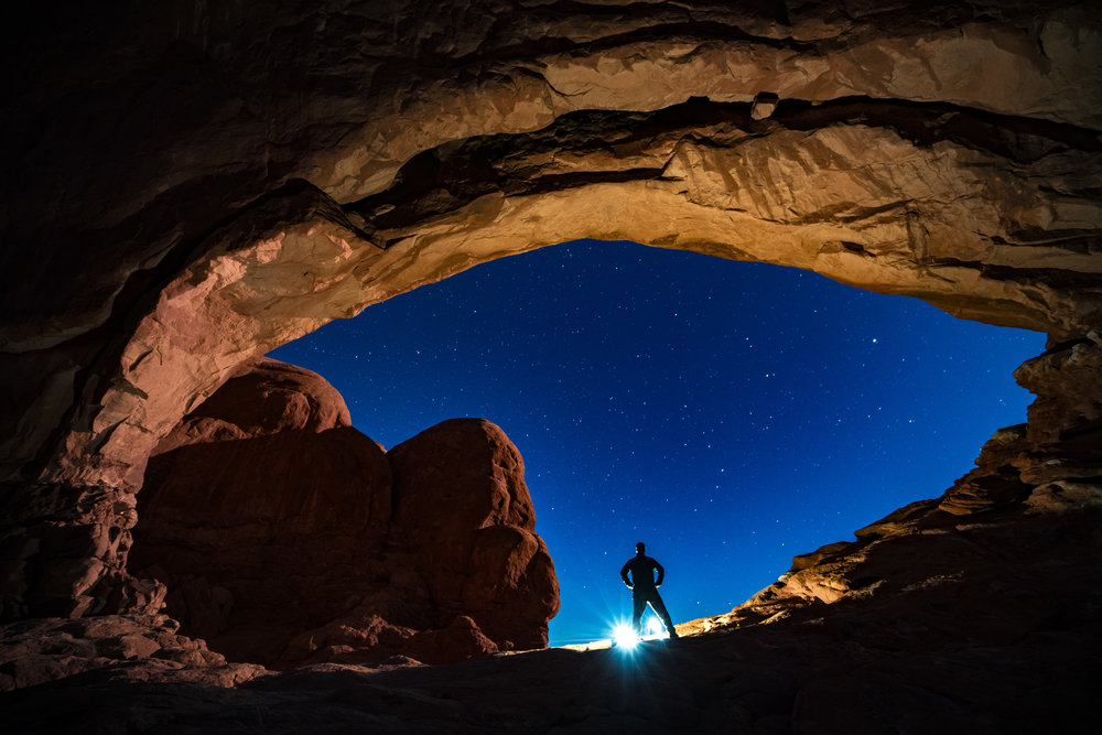 Moab Utah Night Photography workshop Clifford Pickett Susan Magnano.jpg