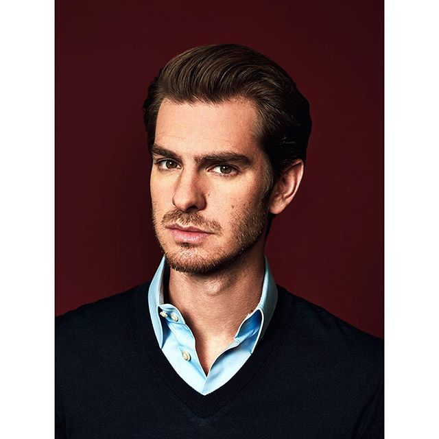 #TBT #AndrewGarfield from a few years back. I started watching 'Silence' this week. #portrait