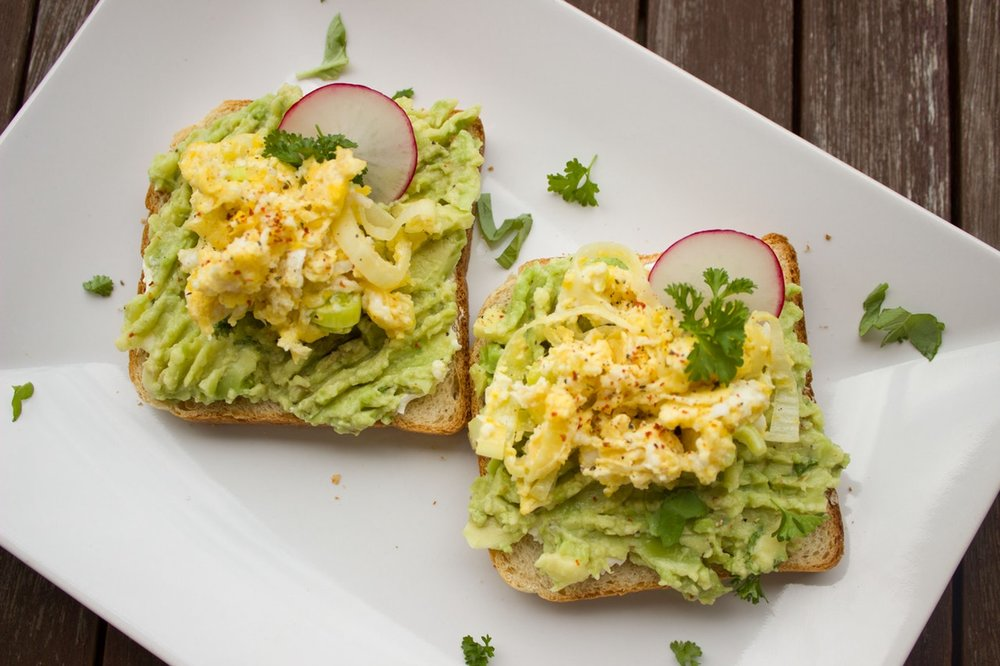FOOLED YOU! This isn't even really a sandwich. It's just avocado toast, which we already know is bankrupting Millennials and should be outlawed.
