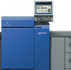 Konica Minolta Bizhub Press C1085 and C1110