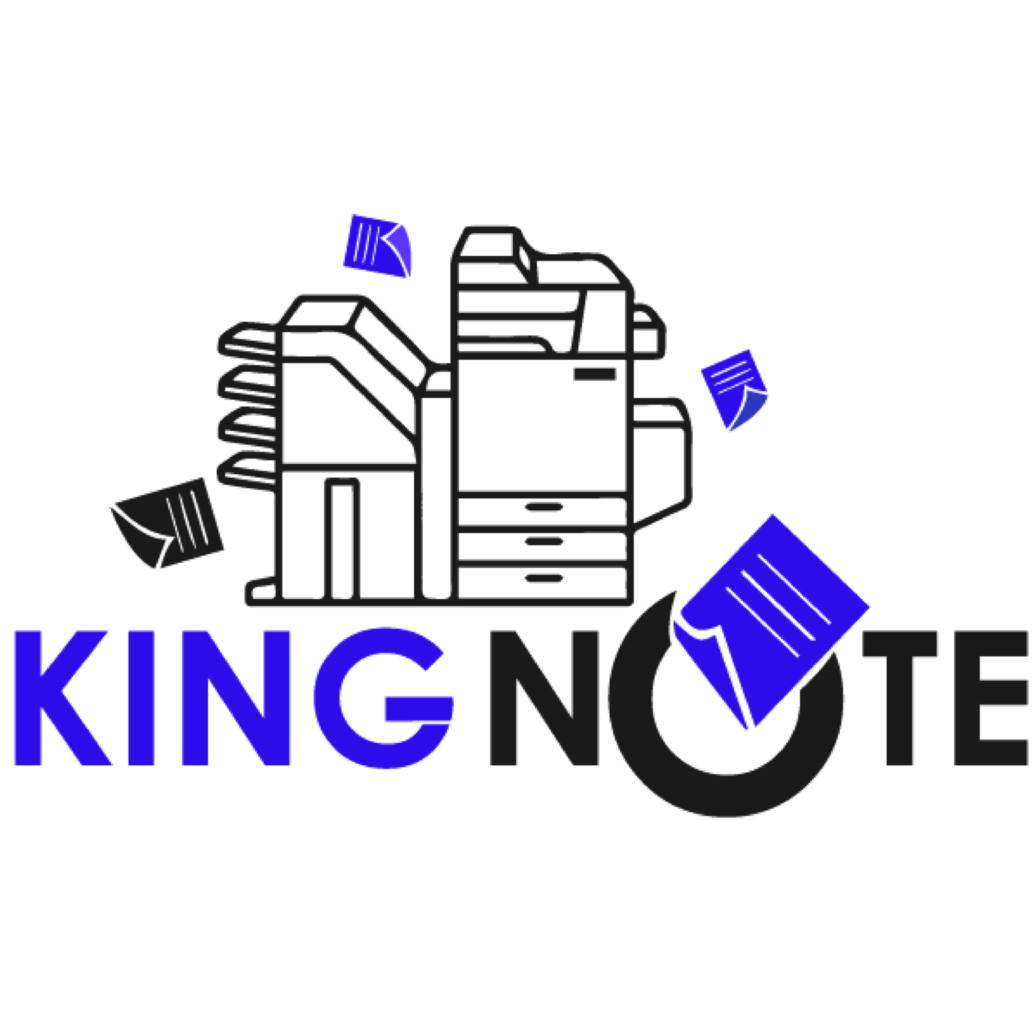Sell Your Used Copier - We Buy Used Copiers  | Kingnote