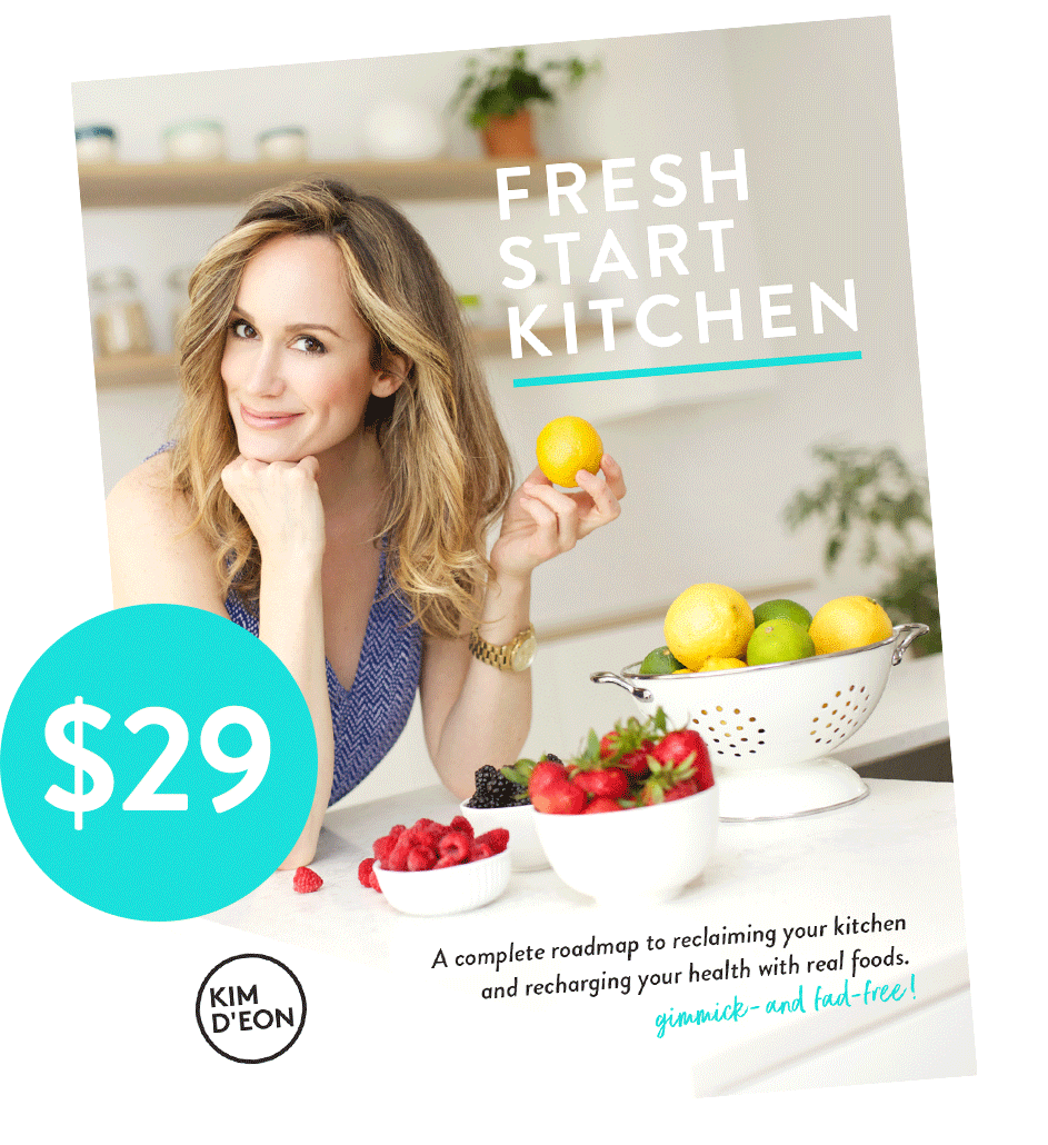 Fresh Start Kitchen Ebook