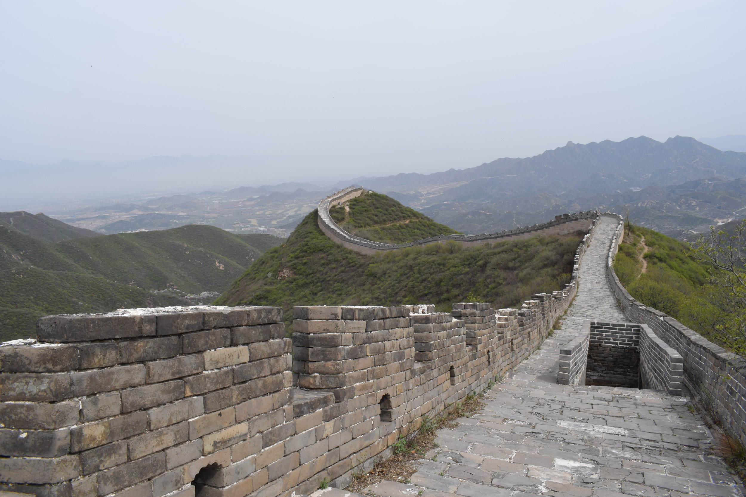 The Great Wall of China & Summer Palace Beijing