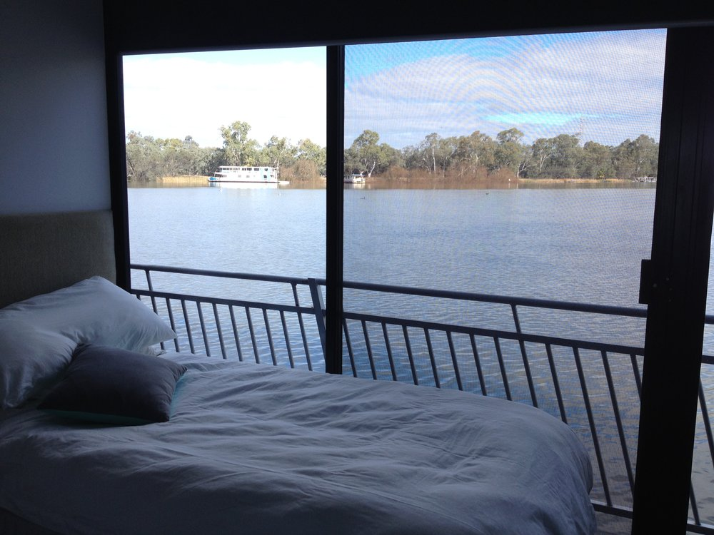 sleep on a house boat bucket list