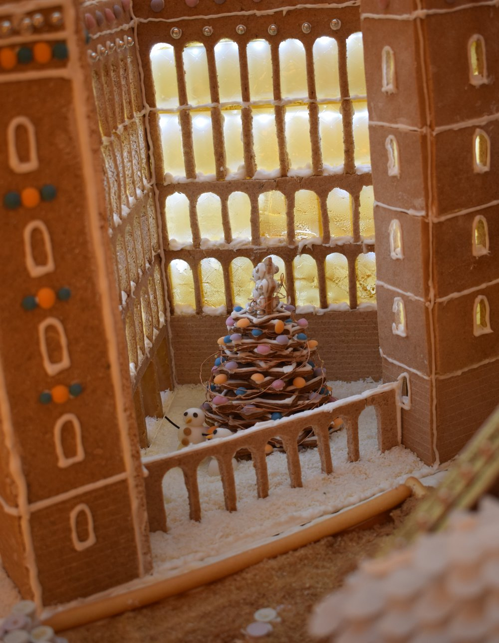 Gingerbread City London Christmas