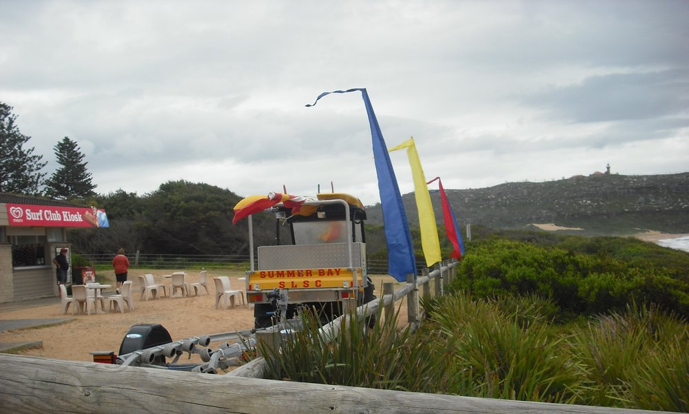 Home & Away 'Summer Bay', Palm Beach, NSW
