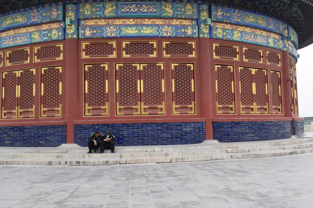 Temple of Heaven architecture