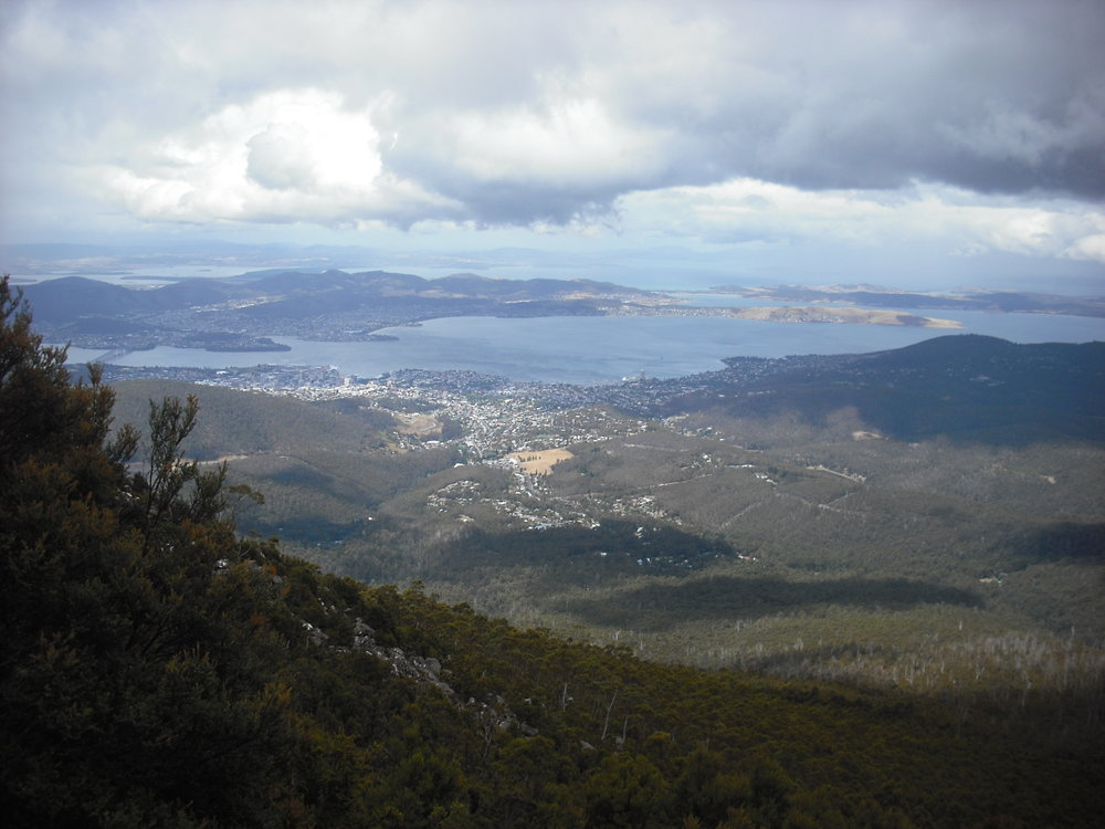 Mount Wellington Hobart Tasmania Hike