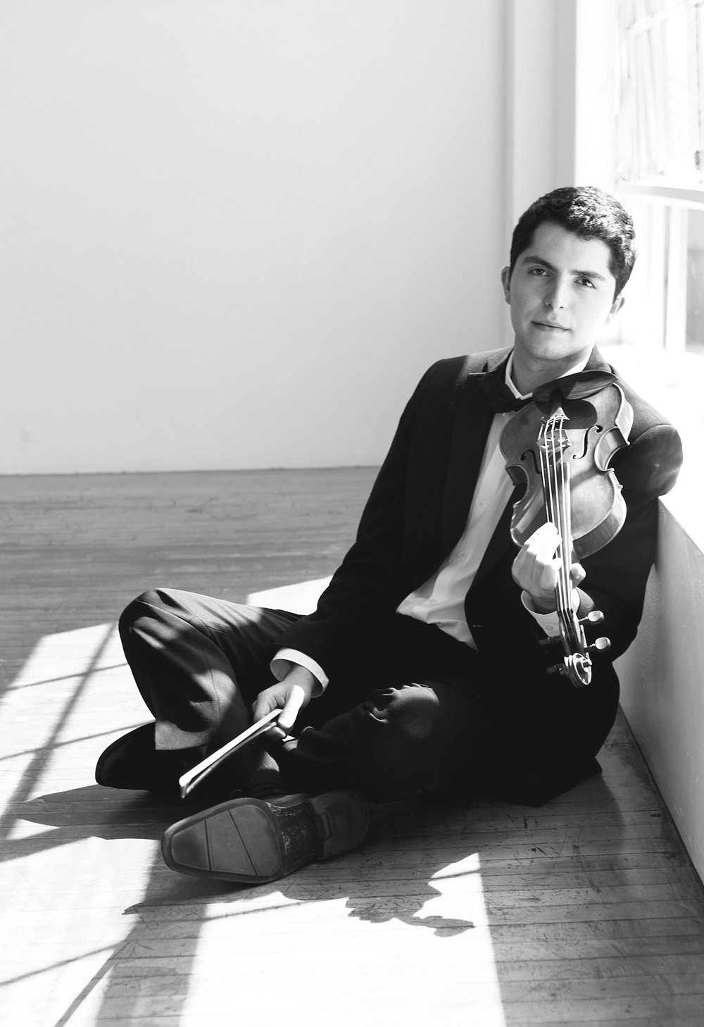 RYAN MEEHAN, VIOLIN