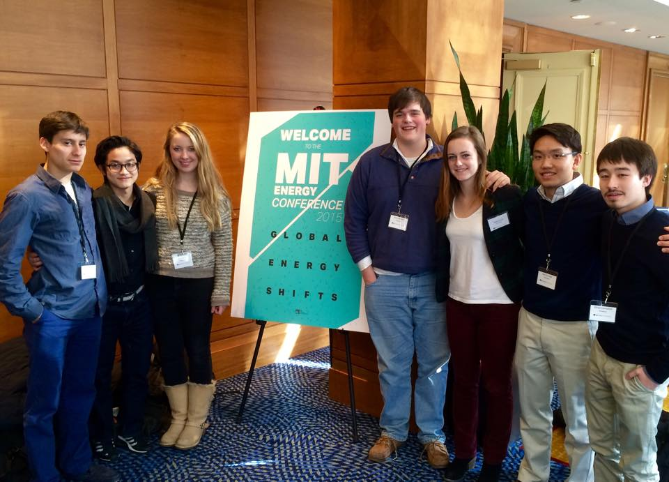 MIT Energy Conference 2015