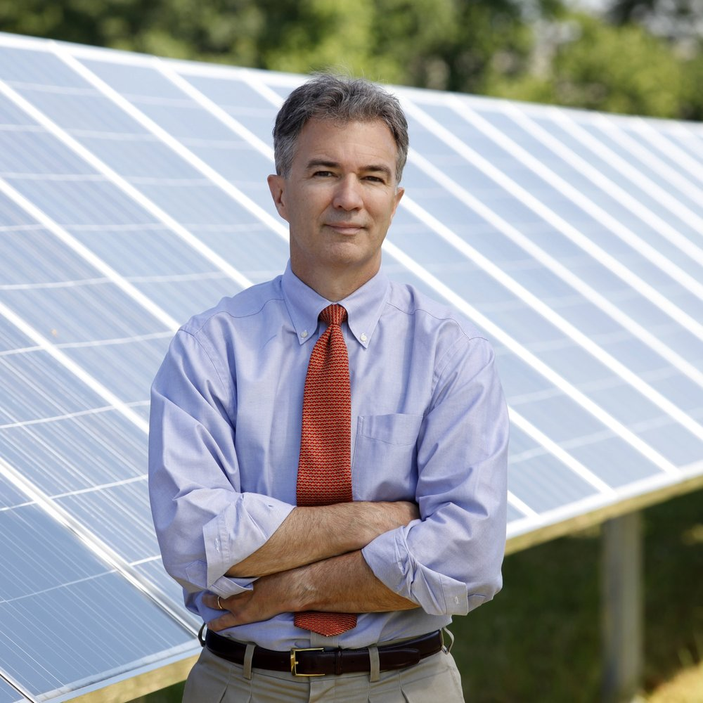 Tom Leyden '77 (Senior Director, EDF Renewable Energy)