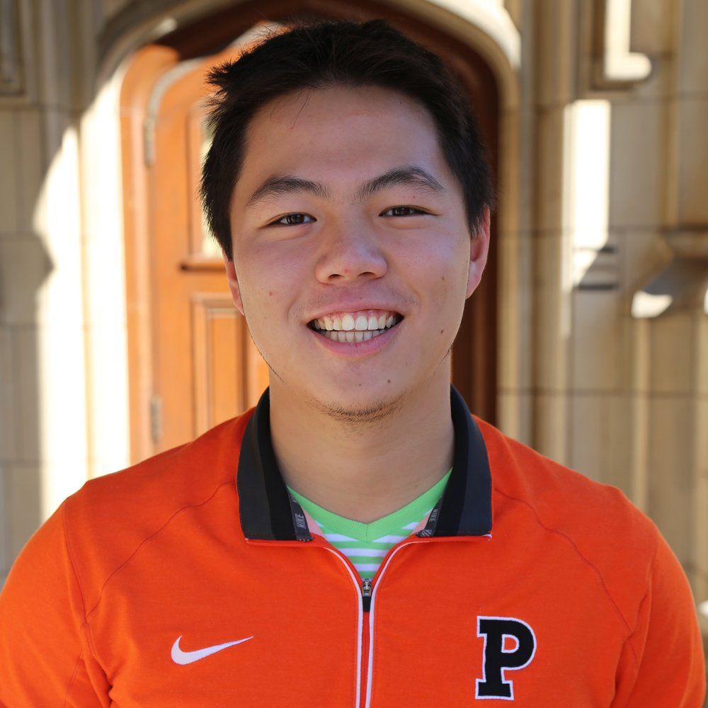 Rawlison Zhang '20 - PECC and CareersRawlison is a junior from Baltimore, Maryland majoring in Chemical and Biological Engineering and pursuing a certificate in Bioengineering. He is interested in the intersection of engineering, policy and business in the energy sector, particularly the economic viability, environmental sustainability, and global impact of emerging energy technologies.