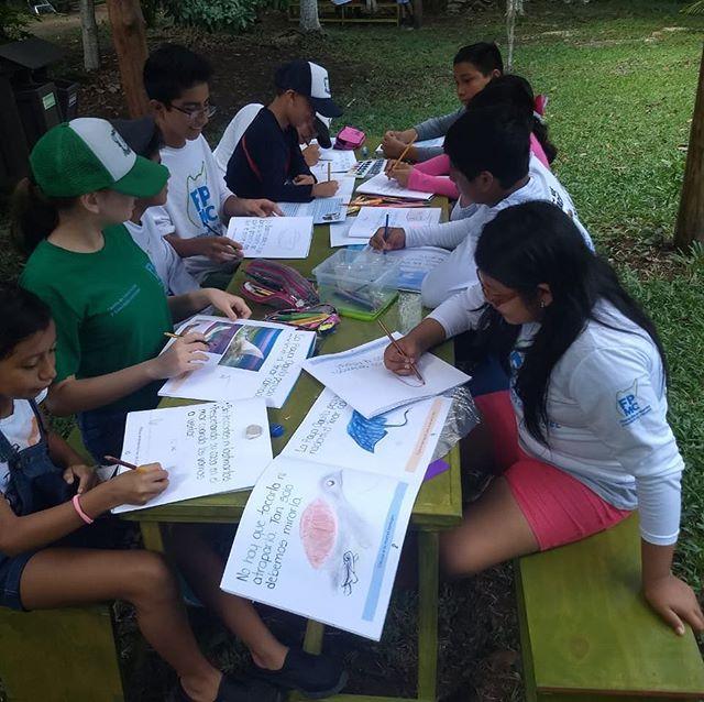 """Próximos Good Heart Citizens! Proyecto """"Mi isla Cozumel""""#planet #ocean #arrecifes"""