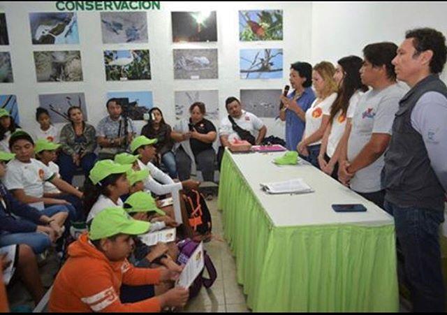 Un grupo muy poderoso de guardianes de Cozumel! #ecologia #medioambiente #buenosciudadanos