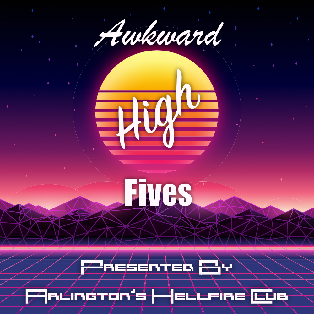 Awkward High Fives (R/M/Mas)