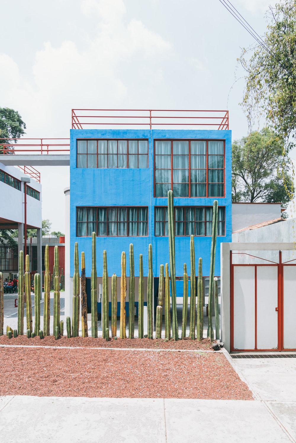 fridas house and studio