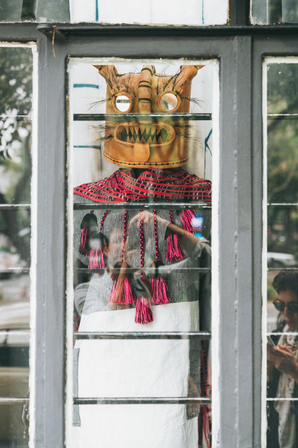 Carla Fernandez window Display