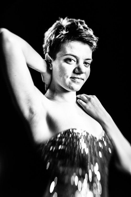 Director and choreographer Lily Jean; photo by Greg Inda