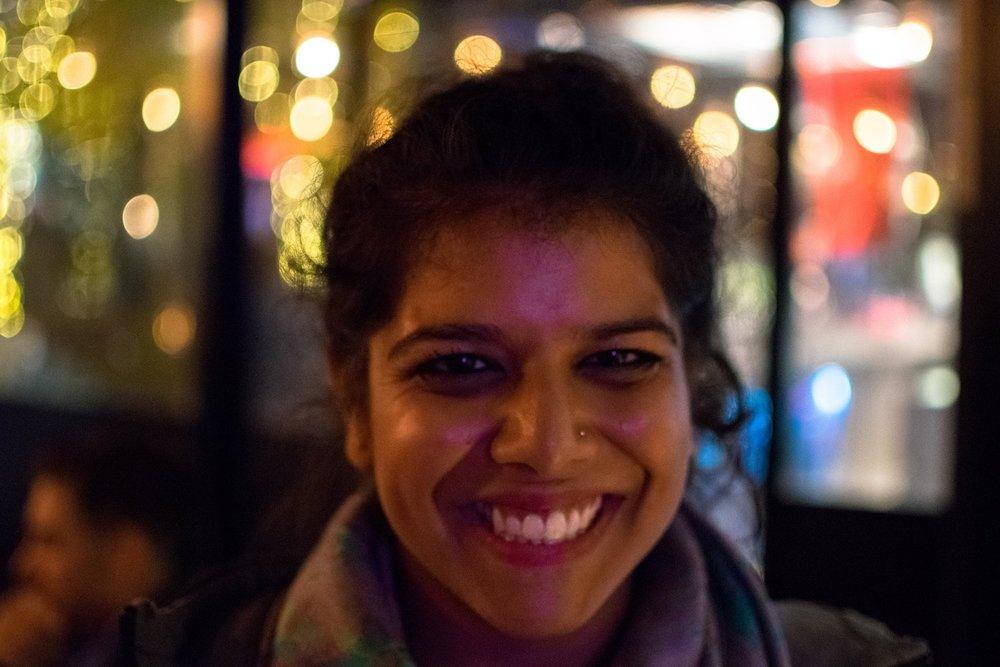 Director Reshmi Hazra Rustebakke