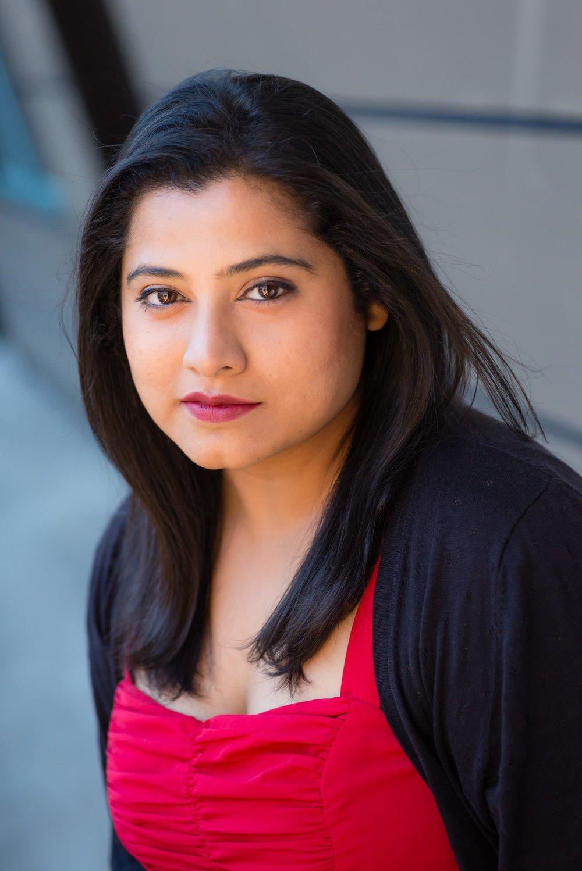 Playwright Priya Mohanty