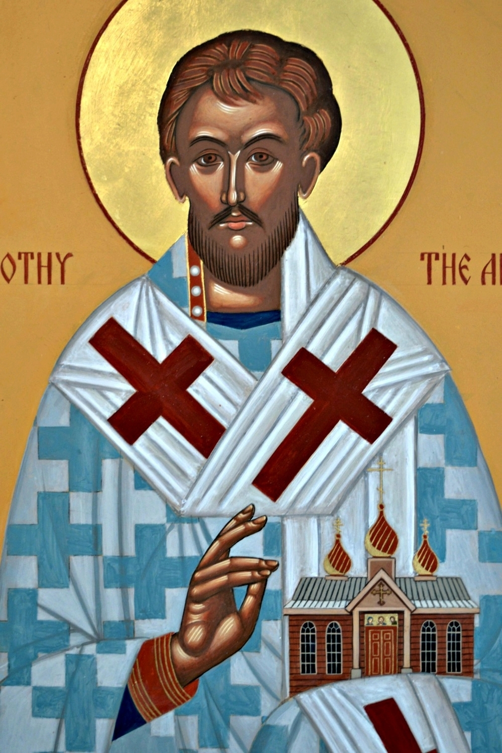Saint Timothy the Apostle