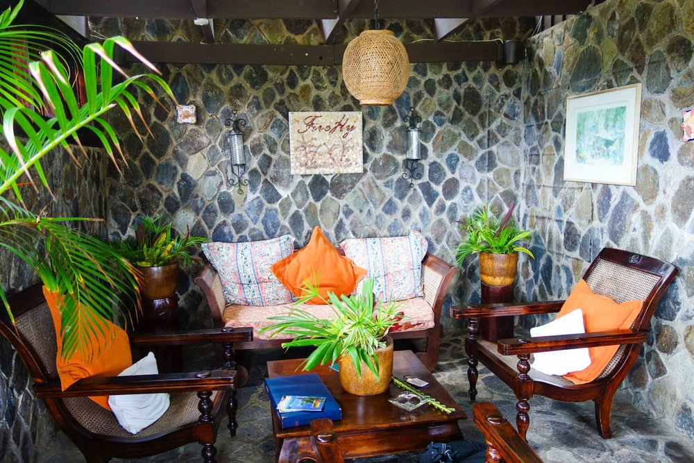 Firefly Hotel, Bequia