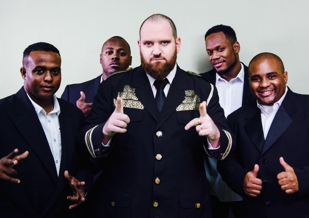 King Bubba and FM Band with Teddyson John - Bajan 'Mash-up' Maestro. Expect a huge Saturday Night Party!!