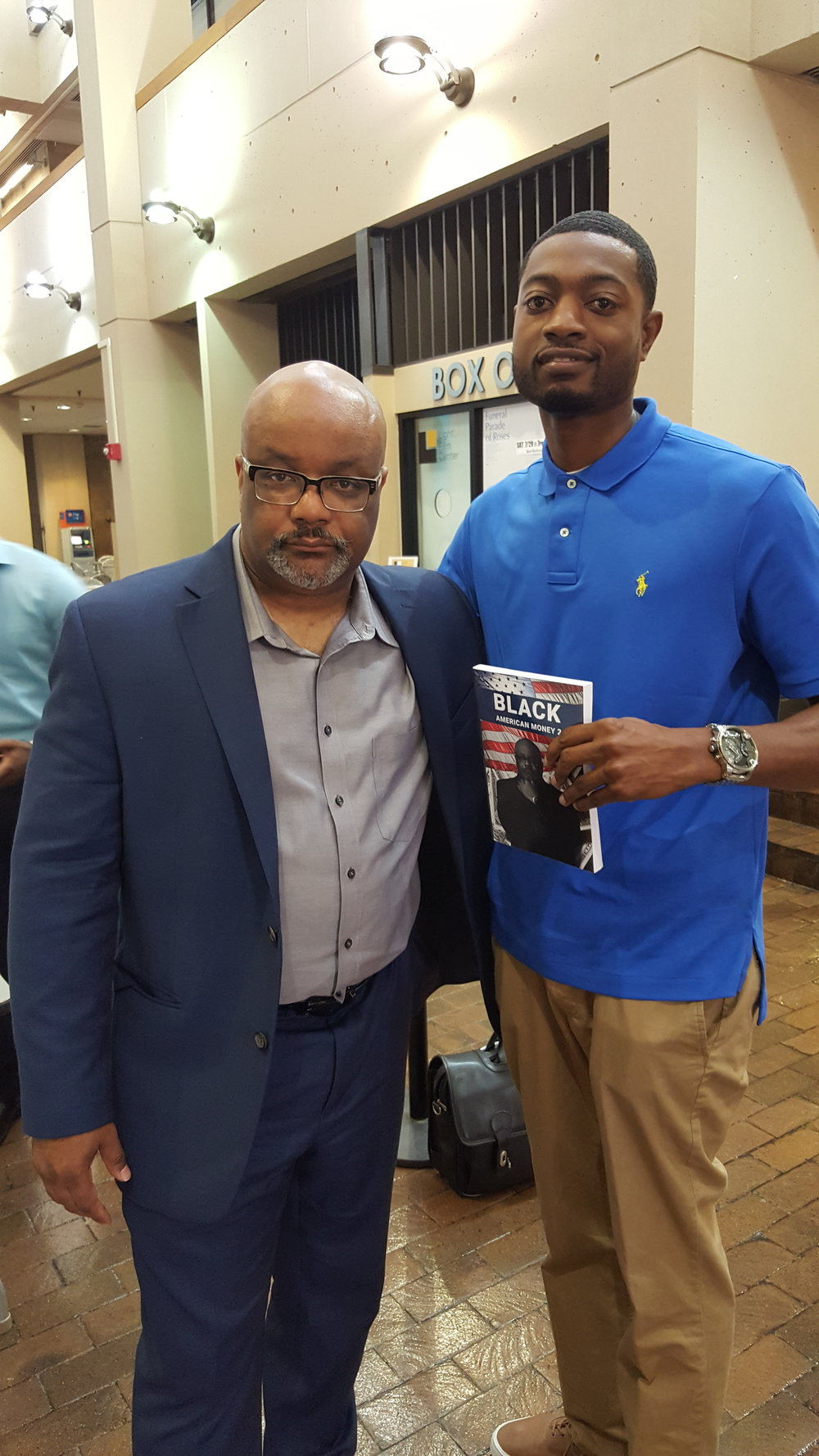 Dr. Boyce Watkins  - & Mr. Broke Finance