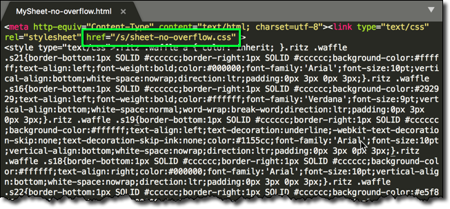 CSS Path - Squarespace saves uploaded files in the