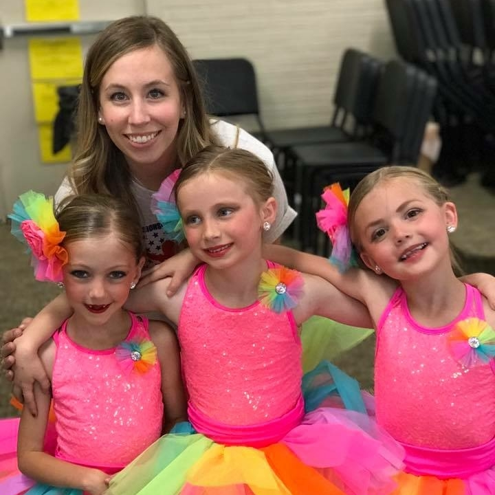 """We love Expressions Dance!  The teachers are so great with the kids, and our daughters have made so many friends.  Plus, the end-of-year recital was AMAZING!  It was such a fun experience; we are already looking forward to next year!"""